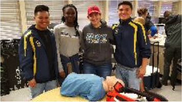 YVHS CPR