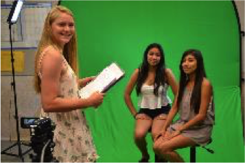CPHS Green screen
